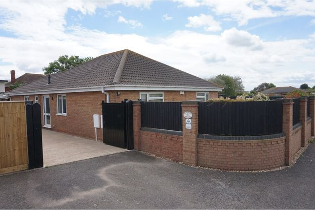 Thumbnail Detached bungalow to rent in Furlongs Road, Mablethorpe