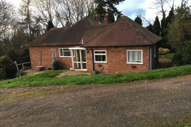 Thumbnail Bungalow to rent in Stokes Hill, Stoke Bliss