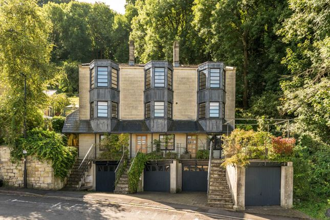 Thumbnail Town house to rent in Alexandra Road, Bath