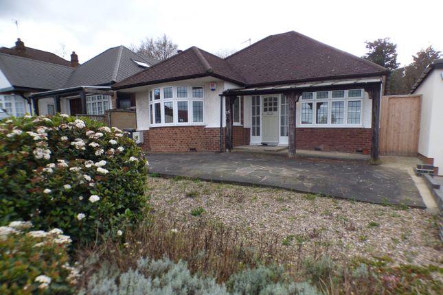 Thumbnail Bungalow for sale in Gallants Farm Road, East Barnet, Barnet