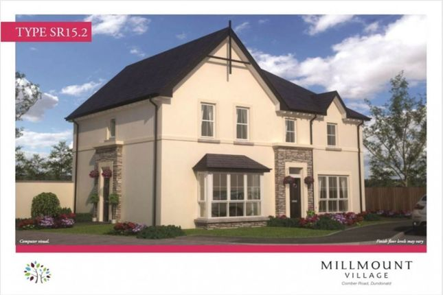 Semi-detached house for sale in Comber Road, Dundonald, Belfast