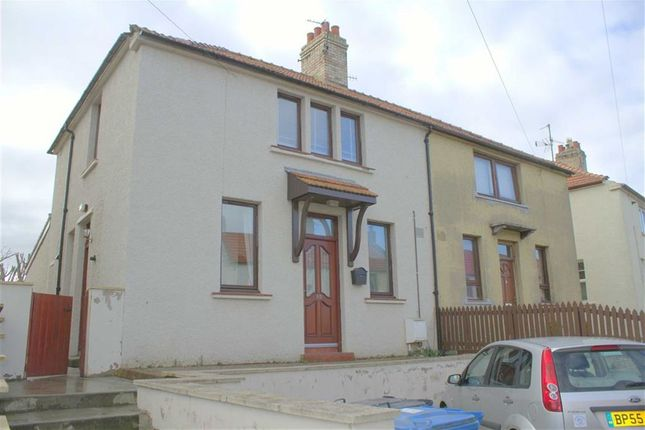 Thumbnail Semi-detached house for sale in Osborne Crescent, Tweedmouth, Berwick Upon Tweed