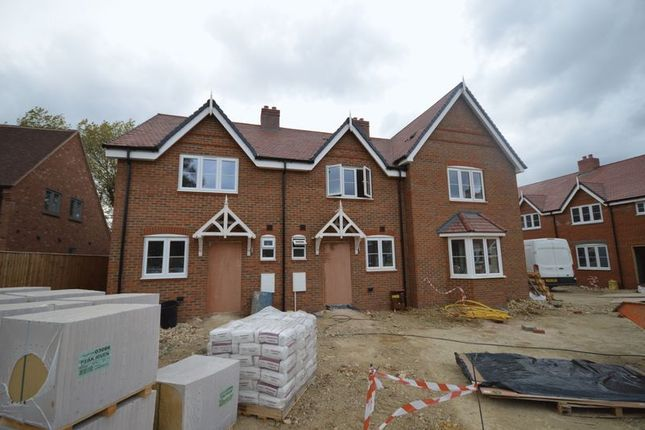 Thumbnail Terraced house for sale in Bye Green, Weston Turville, Aylesbury