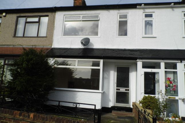 Thumbnail Terraced house to rent in Victory Road, Rainham