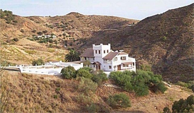 Villa & Surrounding Mountains