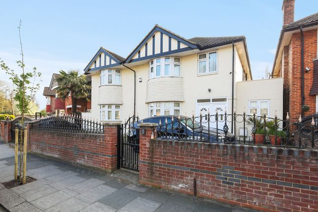 Thumbnail Detached house for sale in East Acton Lane, Acton, London