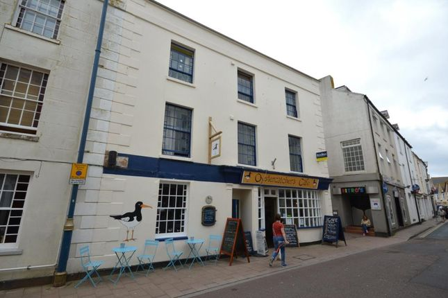 Thumbnail Flat for sale in Northumberland Place, Teignmouth, Devon