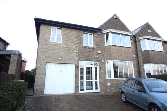 5 bed semi-detached house for sale in Clough Lane, Rastrick, Brighouse, West Yorkshire