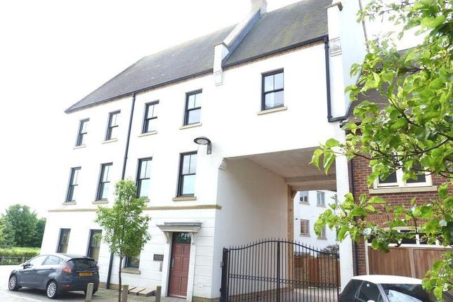 Thumbnail Flat for sale in Clickers Mews, Upton, Northampton
