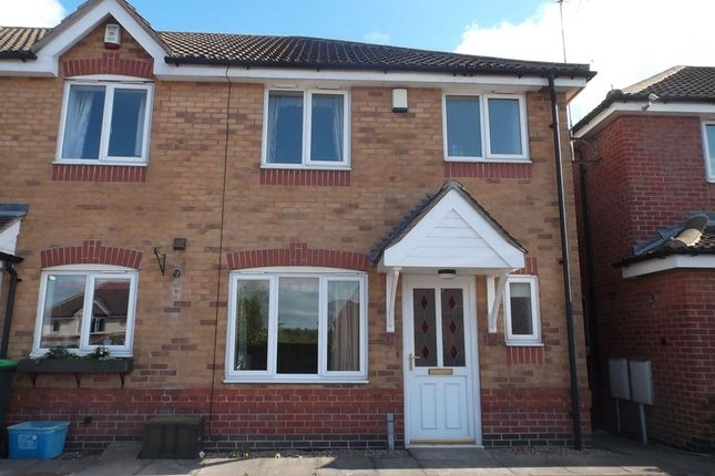 Thumbnail Property to rent in Park Gardens, Huthwaite, Sutton-In-Ashfield