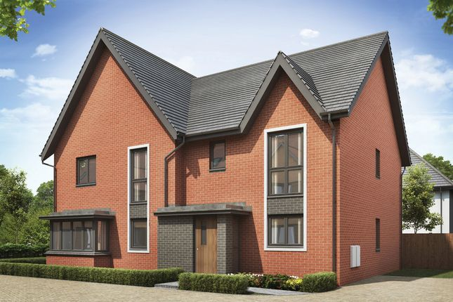 "Thumbnail Property for sale in ""The Warwick"" at Welton Lane, Daventry"