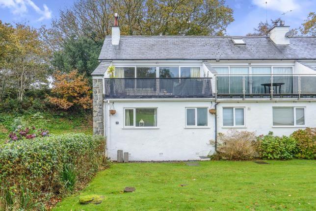 Thumbnail End terrace house for sale in Glyn Y Mor, Llanbedrog, Gwynedd