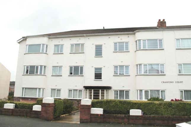 Thumbnail Flat to rent in Flat 6 Cranford Court, Abbey Road, Rhos On Sea, Conwy