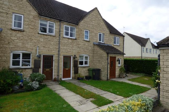 Thumbnail Terraced house to rent in Perrinsfield, Lechlade