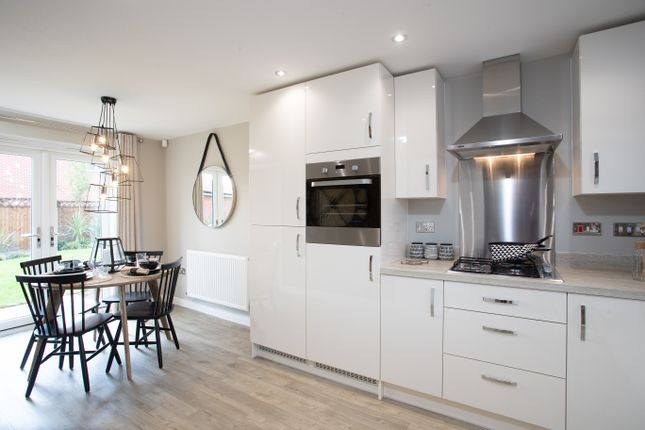 Thumbnail Detached house for sale in Primrose Meadow, Liverpool Road, Warrington