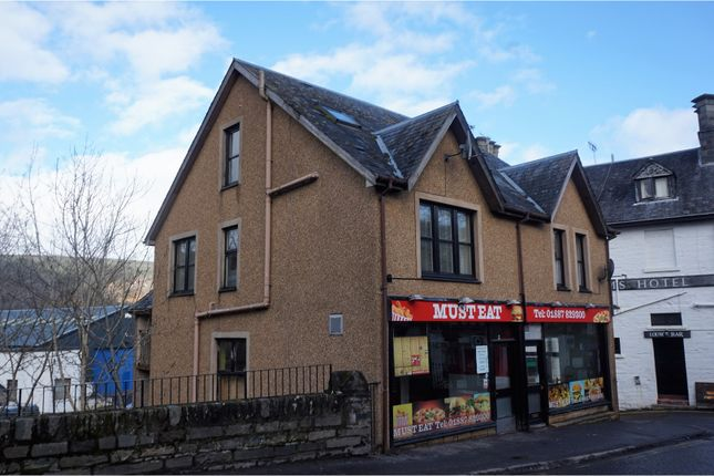 Thumbnail Maisonette for sale in Bridgend, Aberfeldy