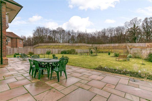 Garden of Bracken Lane, Cranleigh GU6