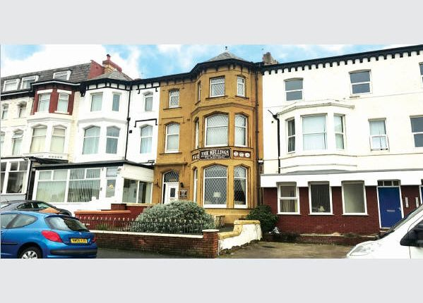 Thumbnail Block of flats for sale in Lancashire, Blackpool