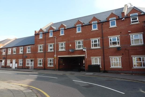 2 bed flat to rent in Tudor Road, Leicester