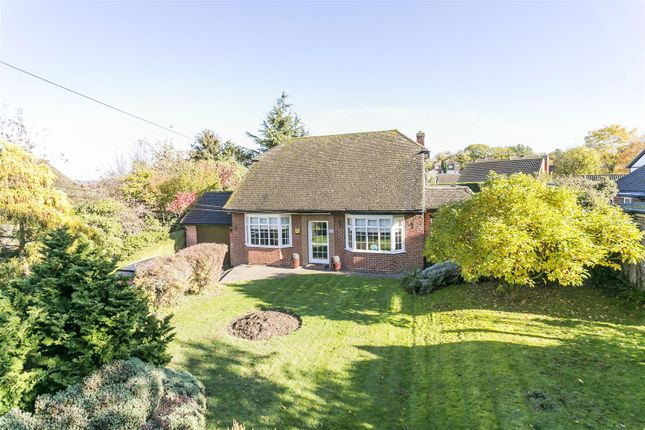 Thumbnail Detached bungalow for sale in Rectory Lane South, Leybourne, West Malling