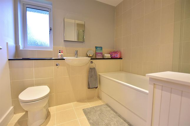 Bathroom of Petchart Close, Cuxton, Rochester ME2