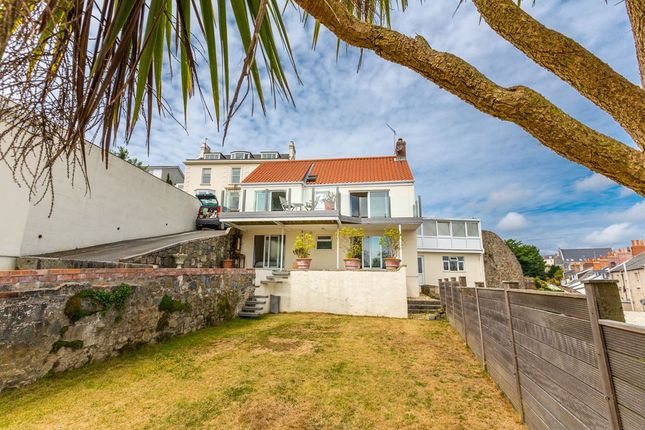 Thumbnail 3 bed cottage to rent in Valnord Road, St. Peter Port, Guernsey