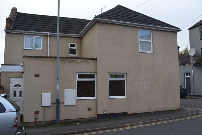 Thumbnail Semi-detached house to rent in Lansdowne Street, Leamington Spa