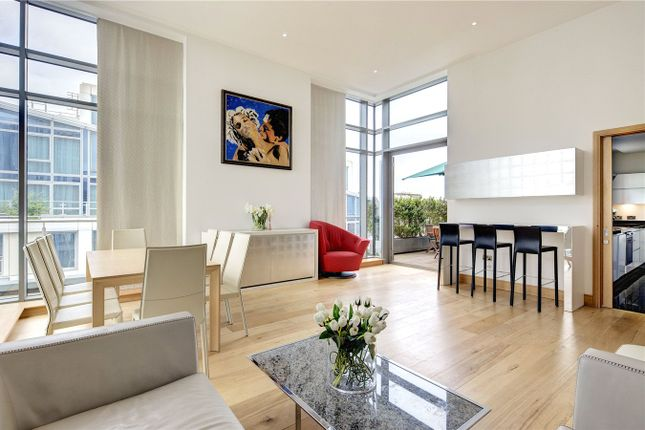 Living Room of Melrose Apartments, 6 Winchester Road, Swiss Cottage NW3