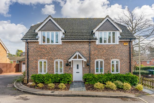 Thumbnail Detached house for sale in Wynsdale Chase, Warsash