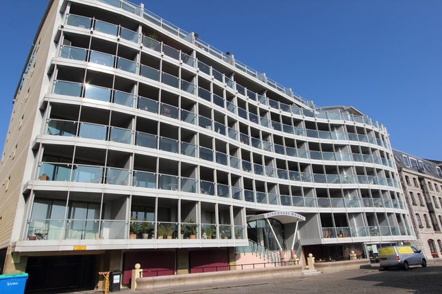 Thumbnail Flat for sale in Discovery Wharf, North Quay, Sutton Harbour, Plymouth
