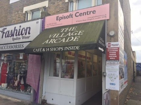 Thumbnail Commercial property for sale in Station Approach, Station Road, London