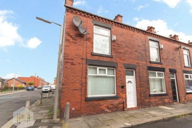 Thumbnail End terrace house to rent in Percy Street, Farnworth