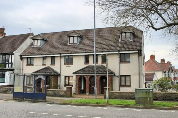 Thumbnail Flat to rent in Glanmor Road, Sketty, Swansea