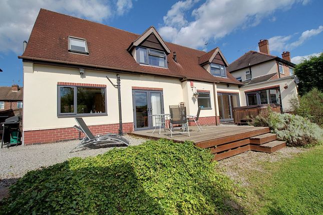 Thumbnail Detached house for sale in Orton Avenue, Bramcote, Nottingham