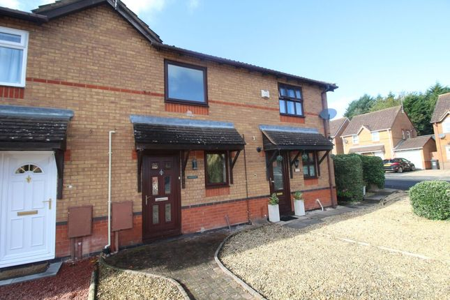 2 bed terraced house to rent in Meadow Road, Droitwich WR9