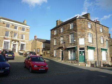 Thumbnail Flat to rent in Longnor, Buxton Derbyshire