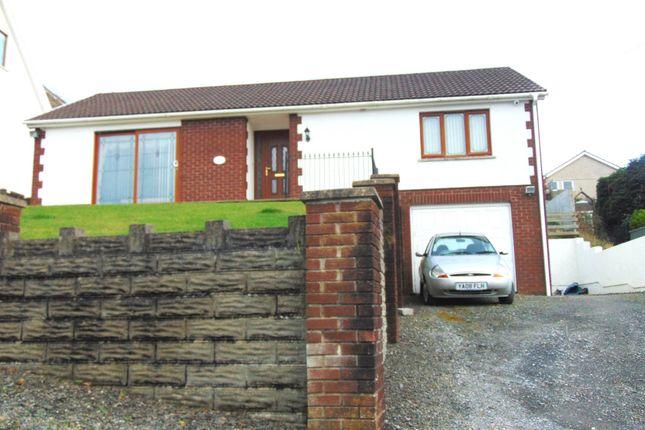 Thumbnail Detached bungalow for sale in Dolau Fan Road, Graig, Burry Port