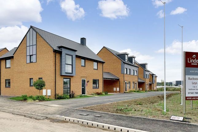 Thumbnail Detached house for sale in Thorn Road, Houghton Regis, Dunstable