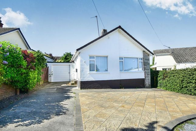 Thumbnail Bungalow for sale in Bowden Road, Ipplepen, Newton Abbot