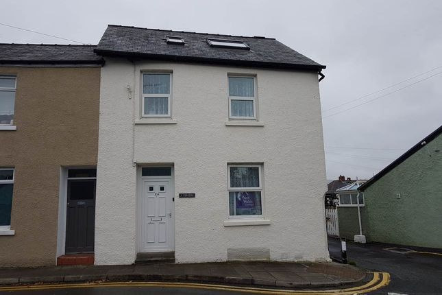 Thumbnail End terrace house to rent in Drovers Road, Lampeter, Ceredigion
