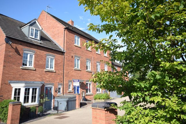 Thumbnail Mews house to rent in Ealand Street, Rolleston-On-Dove, Burton-On-Trent