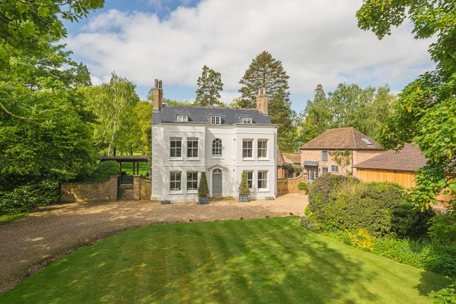 Thumbnail Detached house for sale in Main Road, Stonely, St. Neots, Cambridgeshire