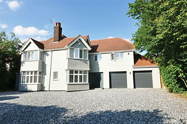 Thumbnail Detached house for sale in Stortford Road, Hatfield Heath, Bishop's Stortford, Herts