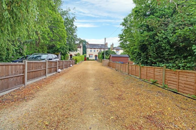 Thumbnail Semi-detached house for sale in College Road, Sandhurst, Bracknell Forest