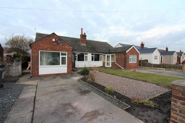Thumbnail Bungalow to rent in Parksway, Knott End On Sea