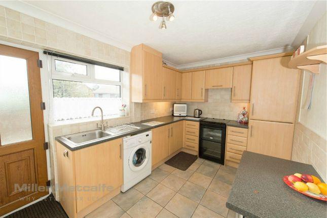 Thumbnail Semi-detached bungalow for sale in Sandringham Road, Horwich, Bolton, Lancashire