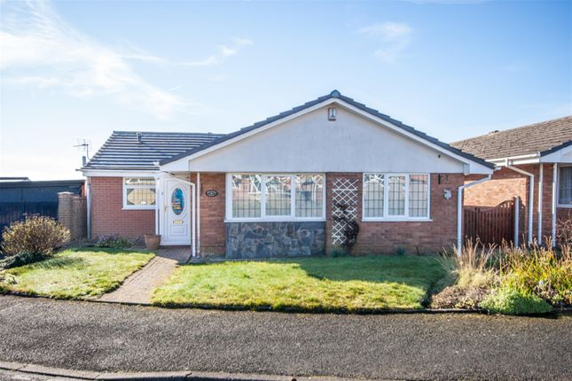 Thumbnail Detached bungalow for sale in Melford Rise, Burntwood