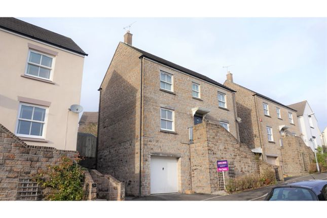 Thumbnail Detached house for sale in Meadow Drive, Saltash