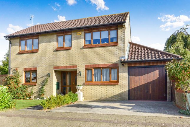 Thumbnail Detached house for sale in Daubeney Gate, Shenley Church End, Milton Keynes