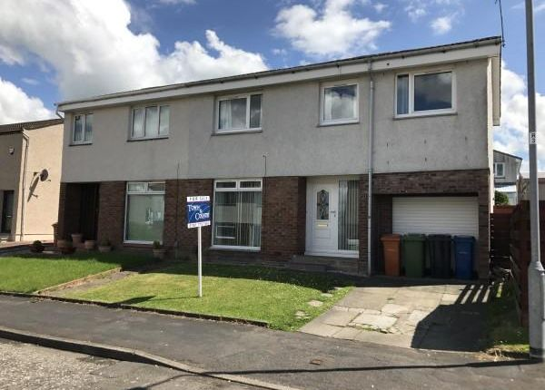 Thumbnail Semi-detached house for sale in Glenwood Place, Lenzie